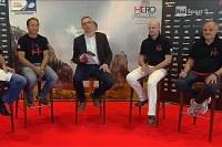 "HERO 2014 - Diretta Rai Sport 2 ""after race"""